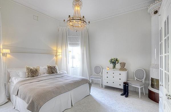 Спальня в скандинавском стиле2