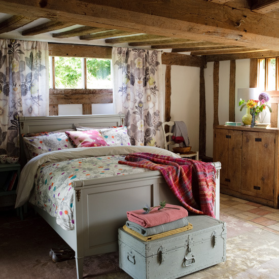 Спальня в стиле кантри3