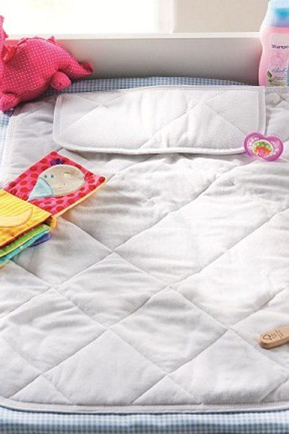 Детская пеленка-матрасик «UTEK Baby», непромокаемая, антибактериальная