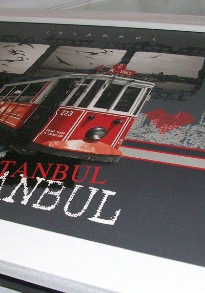 Разнос — подушка ISTANBUL