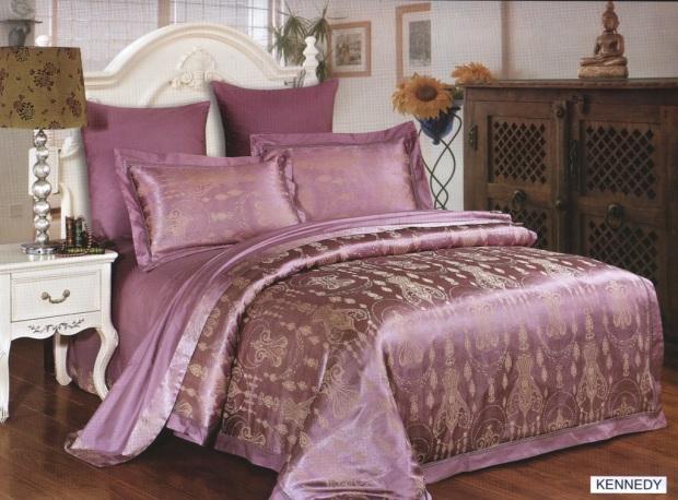Комплект постельного белья бамбук-жаккард Kennedy