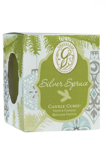 Свеча-кубик Канадская Ель Silver Spruce
