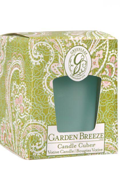 Свеча-кубик Свежесть Сада Garden Breeze