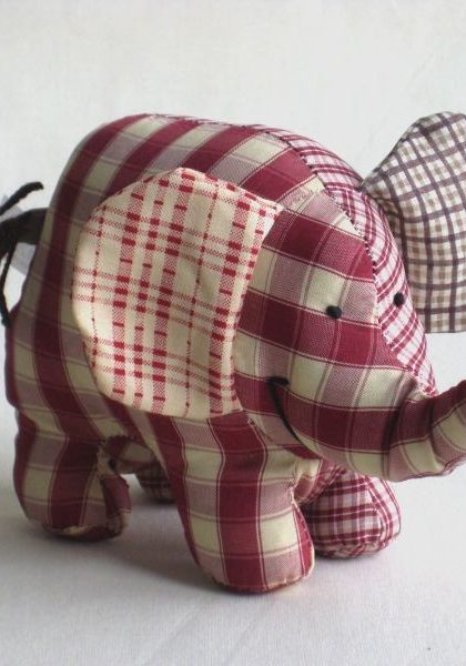 Игрушка текстильная, E106705, 24х16 см