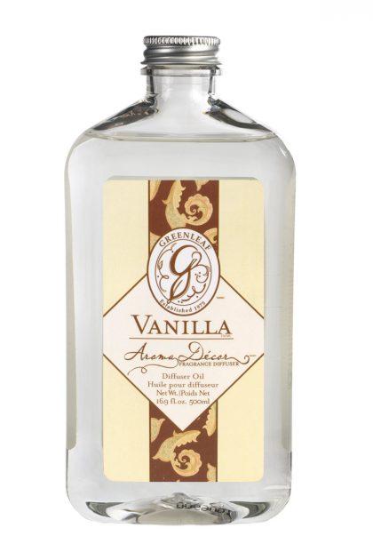 Масло для арома-декор коптилок Ваниль Vanilla