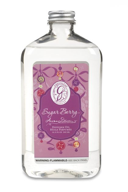 Масло для арома-декор коптилок Сахарная Ягода Sugar Berry