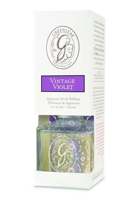 """Набор """"С Подписью"""" Винтажная Фиалка Vintage Violet"""