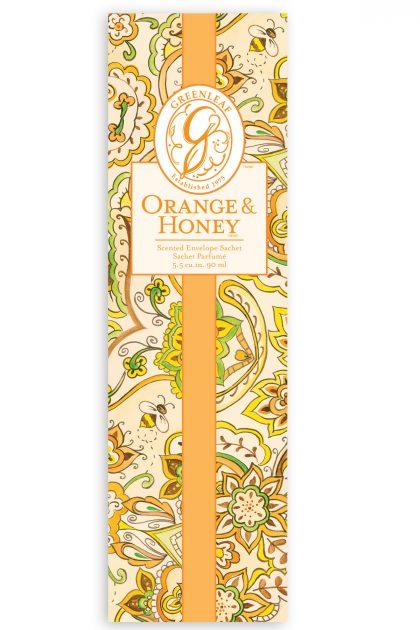 Саше Апельсин и Мед Orange and Honey