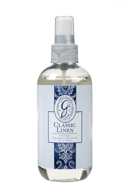 Спрей для домашнего текстиля Аромат свежего белья Classic Linen