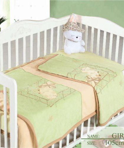 GIRAFFE плед детский