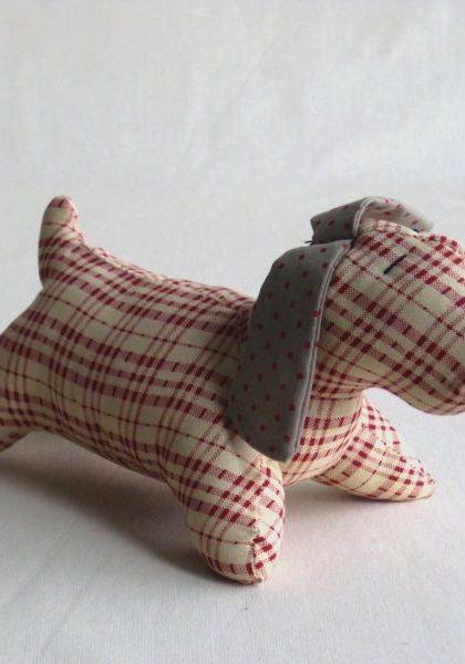 Игрушка текстильная, E106696A, 22 см