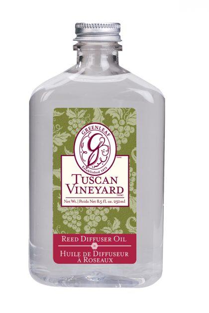 Масло для вазы-распылителя Виноградники Тосканы Tuscan Vineyard