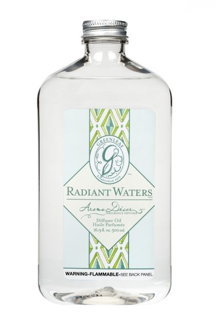 Масло для арома-декор коптилок Родниковый Источник Radiant Waters