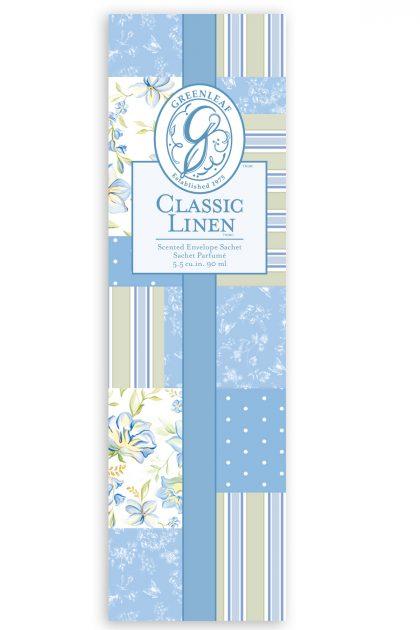 Саше Аромат свежего белья Classic Linen