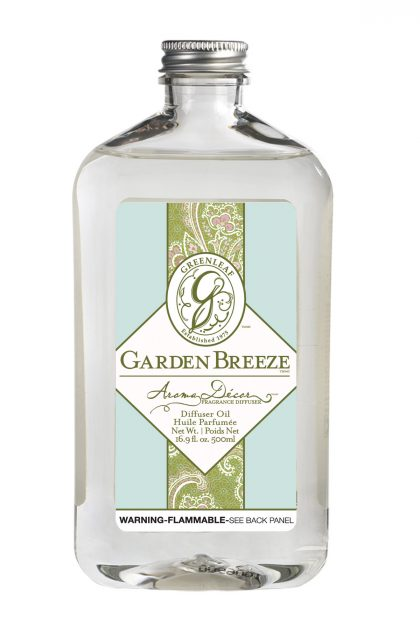 Масло для арома-декор коптилок Свежесть Сада Garden Breeze