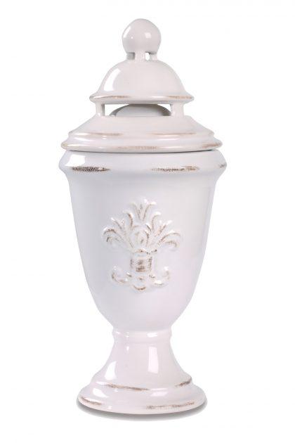 Арома-декор коптилка FLEUR-DE-LIS