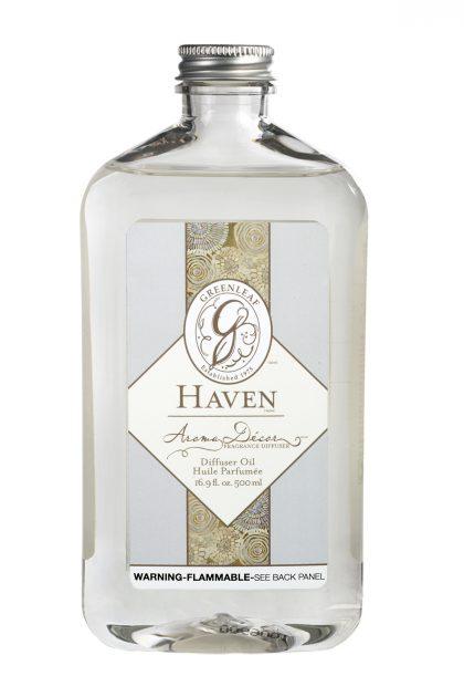 Масло для арома-декор коптилок Морская Гавань Haven