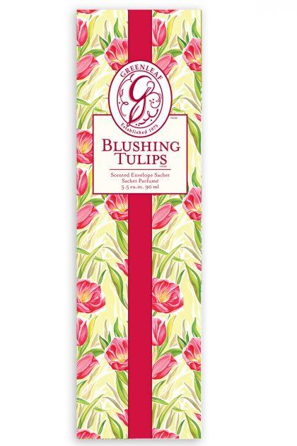 Саше Цветущие Тюльпаны Blushing Tulips