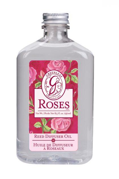 Масло для вазы-распылителя Розы Roses