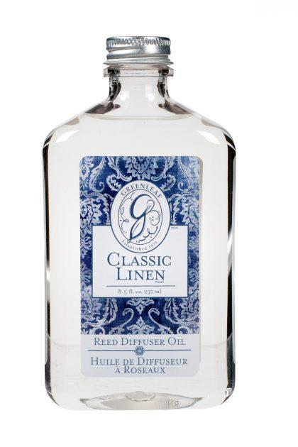 Масло для вазы-распылителя Аромат свежего белья Classic Linen