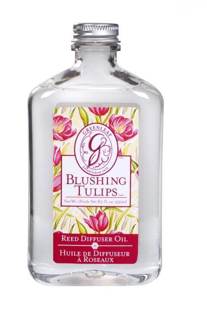 Масло для вазы-распылителя Цветущие Тюльпаны Blushing Tulips
