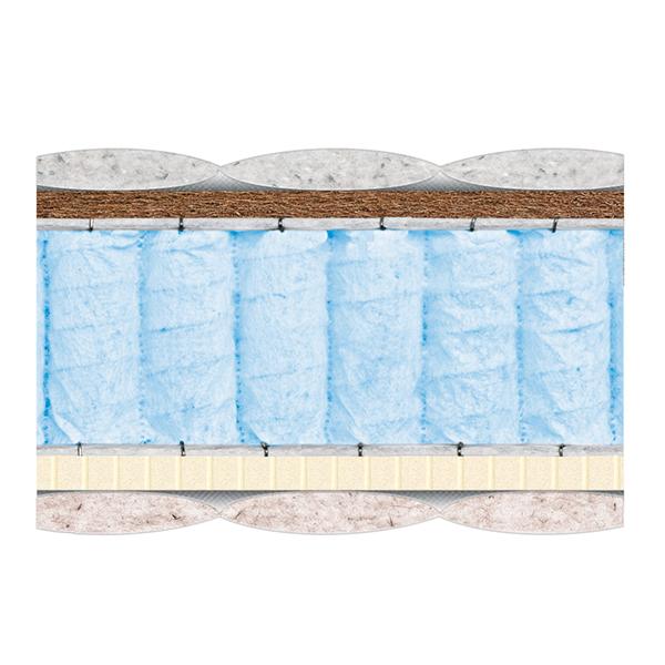 Надувной матрас (кровать) intex 99х191х51 см, артикул 66964