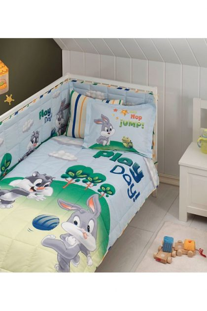 LOONEY TUNES SYLVESTER AND BUGS BUNNY BABY