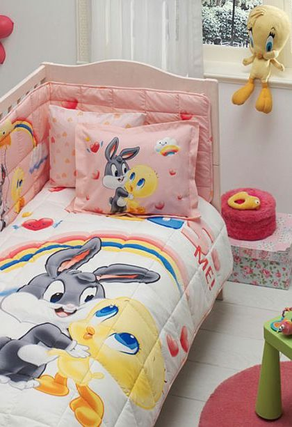 LOONEY TUNES TWEETY AND BUGS BUNNY BABY