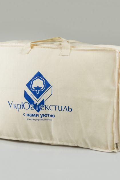 Упаковка: сумка, цвет бежевый/синий