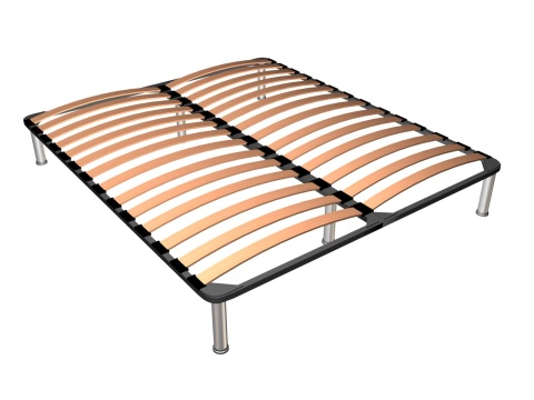 Ортопедический каркас кровати