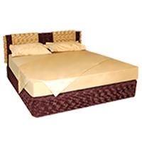 Текстильные кровати