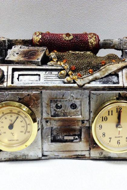 Часы SA-1702, 20х15 см