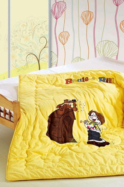 Одеяло детское-подростковое бамбуковое Vulg