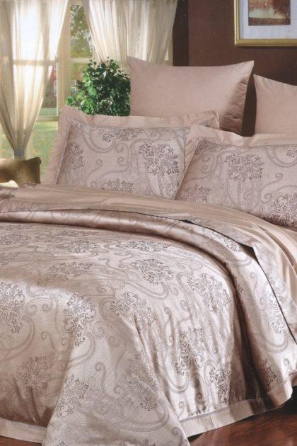 Комплект постельного белья бамбук-жаккард Derica
