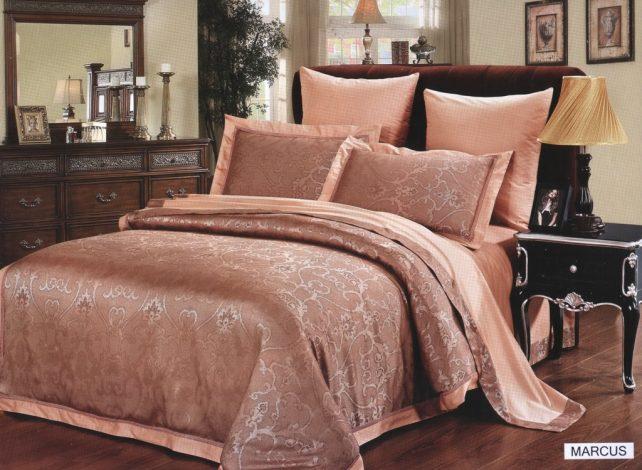 Комплект постельного белья бамбук-жаккард Marcus